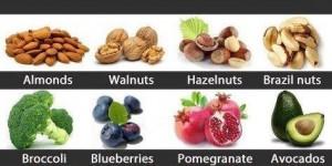 این میوه جات تازه و خشک نیز در تقویت حافظه نقش دارند